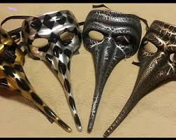 venetian bird mask bird masquerade mask etsy
