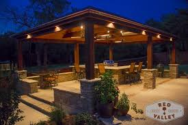 Outdoor Backyard Lighting Landscape Lighting Valley
