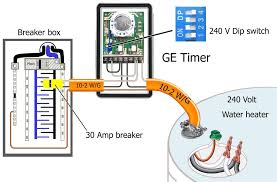 electric water heater thermostat wiring diagram electric wiring