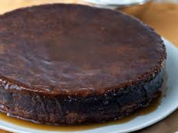 ina garten u0027s sticky toffee date cake with bourbon glaze recipe
