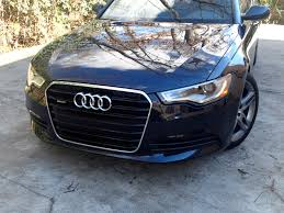 my audi audi liscious the 2014 audi a6 traveling in my