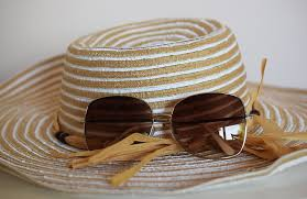 free photo hat vacation summer glasses sea max pixel