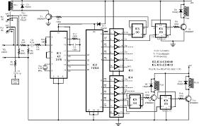 remote control using telephone electronics circuits u0026 hobby