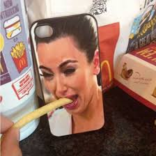 Kim Kardashian Crying Meme - kim kardashian crying iphone case too far funny and more