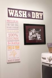 laundry room signs wall decor painted laundry room sign tutorial