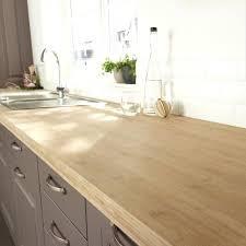 cuisine plan de travail bois massif plan de travail cuisine bois plan de travail en bacton dans une