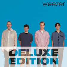 blue photo album weezer deluxe edition by weezer on spotify