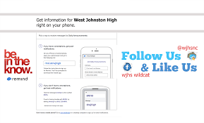 west johnston high homepage