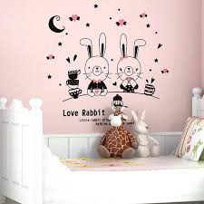 sticker mural chambre fille stickers muraux chambre enfant stickers muraux chambre enfant mignon