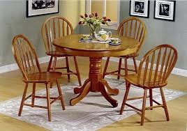 pedestal kitchen table and chairs round kitchen dining table round oak pedestal kitchen dining table