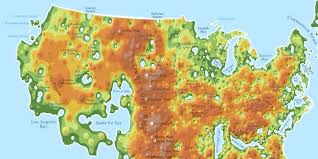 detailed map of the us geography detailed map of united states detailed map of the