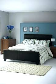 Blue Bedroom Paint Ideas Bedroom Feature Wall Paint Ideas Wall Stenciling With In A Bedroom