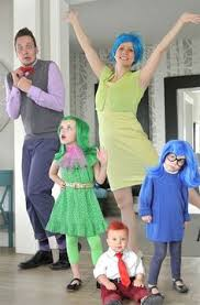 Incredibles Family Halloween Costumes Incredibles Easy Diy Family Halloween Costume Family