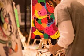 Classic Paint Paint Jam London Blog Archive Painting Themes U2013 At Paint Jam