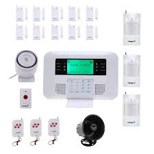 fortress security gsm b wireless cellular gsm home security alarm system kit review