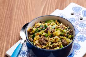 top low carb and keto ground beef recipes diet doctor