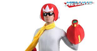 Megaman Halloween Costume Rockman Corner Officially Licensed Proto Man Costume