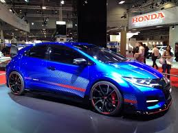 honda hatchback type r will honda debut the civic type r hatchback in detroit ny