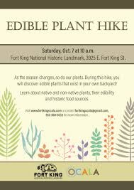king county native plants edible plant hike calendar meeting list city of ocala