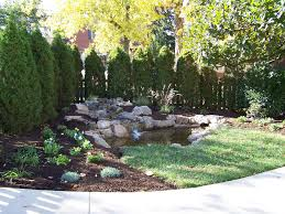 How Much To Landscape A Backyard by How Much Does A Pond Cost In Central Kentucky H2o Designs