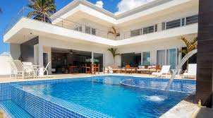 luxury beachfront home for sale barra de jacuípe luxury homes brazil