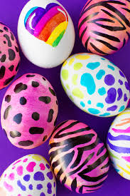 Easter Egg Decorating Ideas by 20 Easter Egg Decorating Ideas Home Design Garden