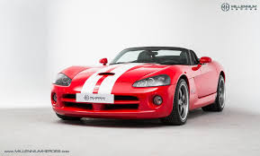 Dodge Viper V12 - used 2007 dodge srt 10 gts rt10 v10 05 for sale in surrey