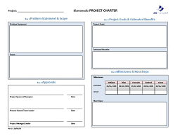 project charter template simple workers compensation form c 8
