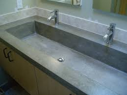 verdicrete concrete sink gallery brooks custom