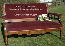 wedding rentals seattle auntie m s mercantile vintage rustic wedding rentals event