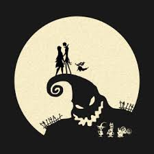 the nightmare before t shirts teepublic