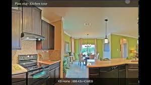 Kb Home Floor Plans by Kb Home U2013 View New Homes In San Antonio Tx U2013 Plan 1647 Youtube