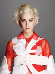 katy perry in comme des garçons for her vogue cover shoot vogue