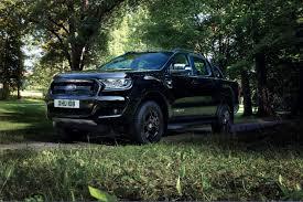 Ford Ranger - el nuevo ford ranger black edition debutará en el salón del