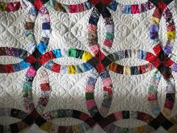 wedding ring quilt pattern wedding ring quilt patterns image collections jewelry design