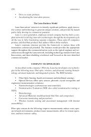 Beowulf Resume Appendix E Case Studies An Assessment Of The Sbir Program At