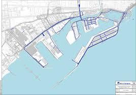 Tarragona Spain Map by Location And Access Tarragona Port Authority