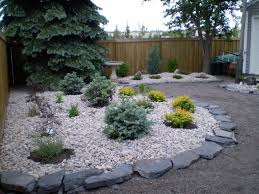 full image for wondrous simple landscaping ideas on a budget
