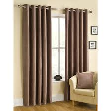 Black Eyelet Curtains 66 X 90 Buy Rico Chenille Mink Eyelet Curtains Online Home Focus At Hickeys