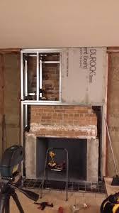 fullsize of modern fireplace insert frame fireplace 92536d1523736749 frame around masonry fireplace stone veneer support 20180127