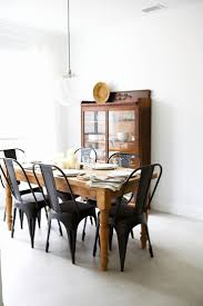 Mid Century Dining Room Interior Design Appealing Klaffs Hardware With Rustic Dining