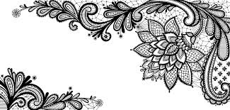 black lace ornament png clipart picture gallery yopriceville