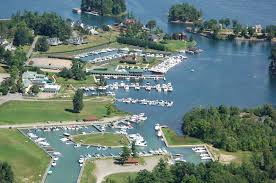thousand island yacht club in wellesley island ny united states thousand island yacht club