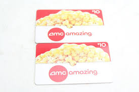 where can i buy amc gift cards amc gift cards 20 total value property room