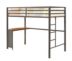 Bunk Bed Pic by Amazon Com Coaster Home Furnishings Bunk Bed Gunmetal Kitchen