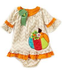 editions baby 12 24 months thanksgiving pumpkin chevron