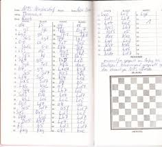 sample chess score sheet here is preview of this first sample