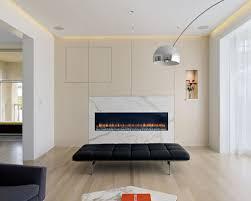 Yellow Fireplace Narrow Fireplace Houzz
