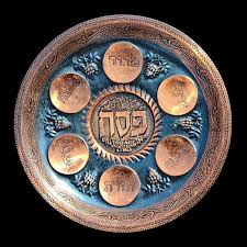 traditional seder plate vintage passover seder plate stock image image of collecting