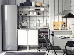 ikea kitchen white cabinets modern white and stainless steel kitchen with häggeby fronts and